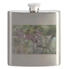 Glass reflections ~ Congratulations Flask
