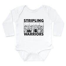 Stripling Warriors Long Sleeve Infant Bodysuit