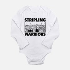 Stripling Warriors Long Sleeve Infant Bodysuit