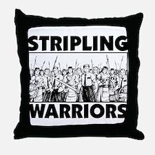Stripling Warriors Throw Pillow
