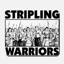 Stripling Warriors Mousepad
