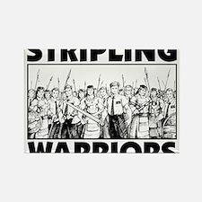 Stripling Warriors Rectangle Magnet