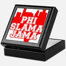 Phi Slama Jama Keepsake Box