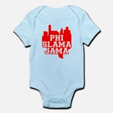 Phi Slama Jama Infant Bodysuit
