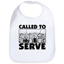 Called To Serve Bib