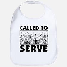 Called To Serve Bib