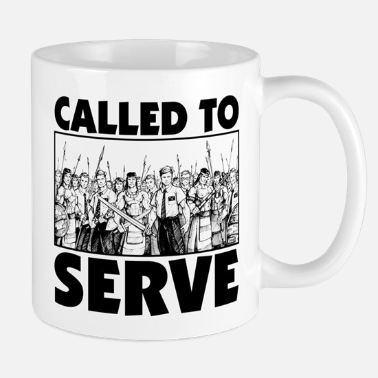 Called To Serve Mug