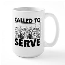 Called To Serve Mug