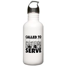 Called To Serve Water Bottle