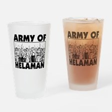 Army of Helaman Drinking Glass