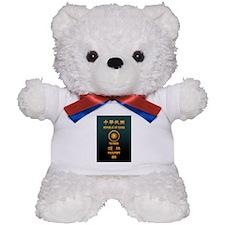 PASSPORT(TAIWAN) Teddy Bear
