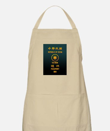 PASSPORT(TAIWAN) Apron