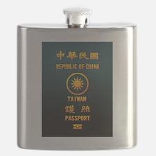 PASSPORT(TAIWAN) Flask