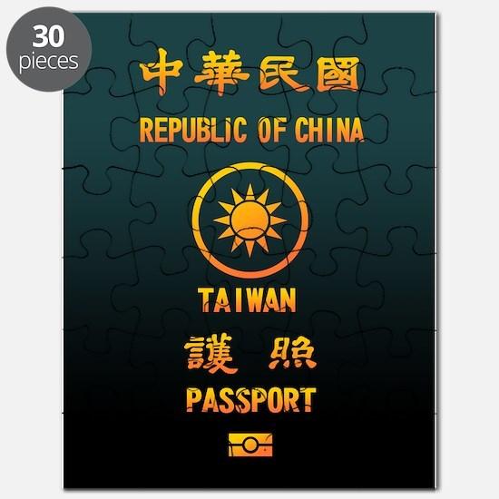 PASSPORT(TAIWAN) Puzzle