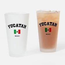 Yucatan Drinking Glass