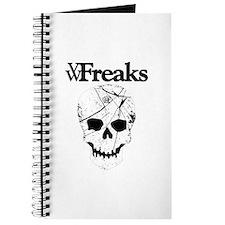 Das VW-Freaks Mascot - Branded Skull Journal