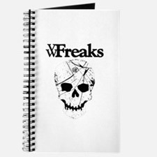 Das VW-Freaks Mascot - Branded Skull Journal
