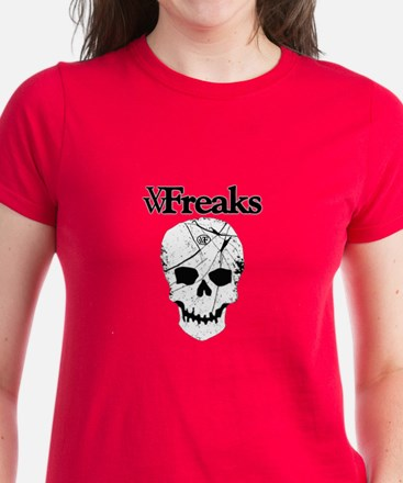 Das VW-Freaks Mascot - Branded Skull Women's Dark
