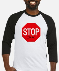 Stop Isaak Baseball Jersey