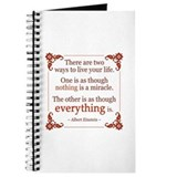 Inspirational quotes Journals & Spiral Notebooks