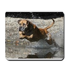 Damien Leaping Mousepad