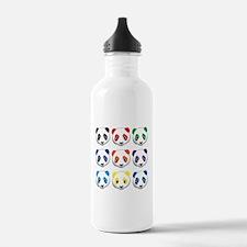 multi panda.png Water Bottle