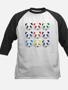 multi panda.png Tee