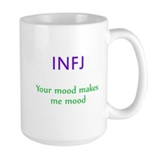 INFJ Moods Mug