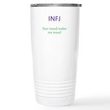 INFJ Moods Travel Coffee Mug