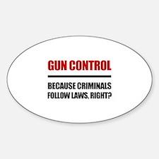 Gun Control Bumper Stickers