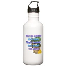 SOMEBODY ELSE'S DREAMS/WISHES Water Bottle