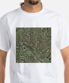 Southampton, UK, aerial photograph - Shirt