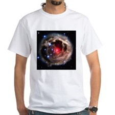 Light echoes from exploding star - Shirt