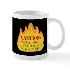 Hot Flash Mug (black)