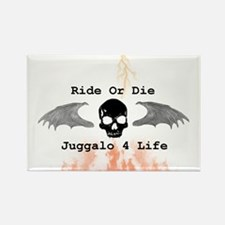 Ride or Die Rectangle Magnet