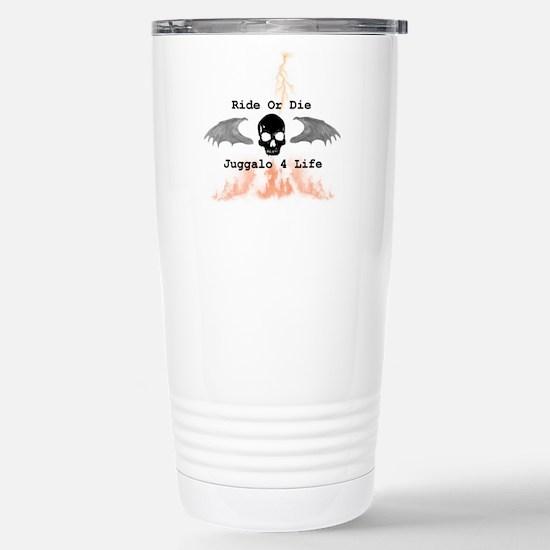 Ride or Die Stainless Steel Travel Mug