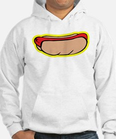 Cool retro hot dog Hoodie