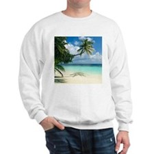 Tropical beach - Sweatshirt