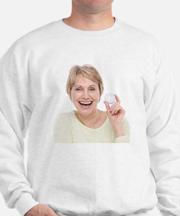 Hormone replacement therapy pills - Sweatshirt