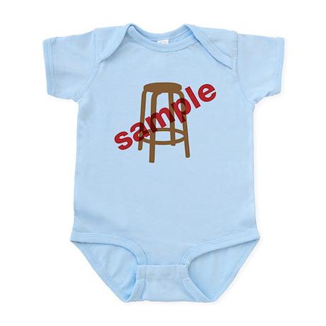 Stool Sample Infant Bodysuit