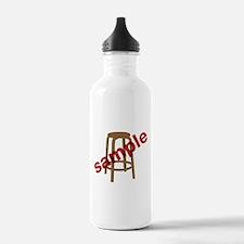 Stool Sample Water Bottle