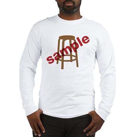 Stool Sample Long Sleeve T-Shirt