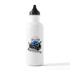 P38 Lightning.png Water Bottle