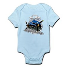 P38 Lightning.png Infant Bodysuit