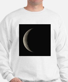 Waning crescent Moon - Sweatshirt