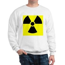 Radiation warning sign - Sweatshirt