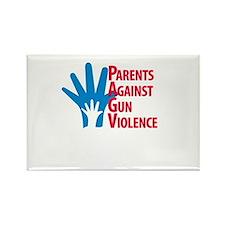 Parents Against Gun Violence Magnets