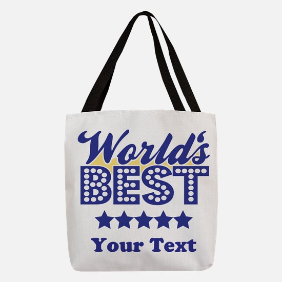 Customize Worlds Best Polyester Tote Bag