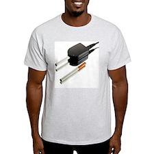 Electronic cigarette - T-Shirt