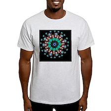 Diatom assortment, SEMs - T-Shirt